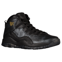 Jordan Retro 10 - Men's - Black / Gold