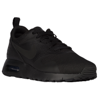 Nike Air Max Tavas Boys' Grade School All Black Black