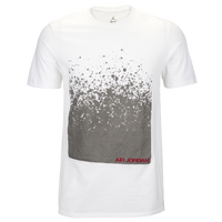 Jordan Retro 5 T-Shirt 1 - Men's - White / Red