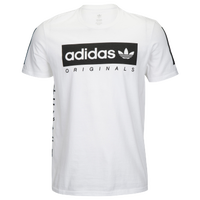 adidas Originals Graphic T-Shirt - Men's - White / Black