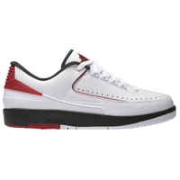 Jordan Retro 2 Low - Men's - White / Red