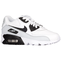 Nike Air Max 90 - Boys\u0026#39; Grade School - White / Black