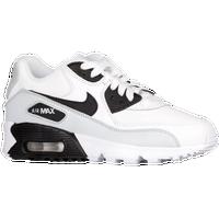 Nike Air Max 90 - Boys\u0026#39; Grade School - White / Black