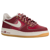 Nike Air Force 1 Low Suede Red