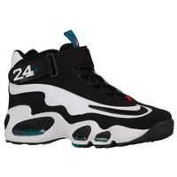 Nike Air Griffey Max 1 - Men\u0026#39;s - Black / White
