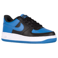 Nike Air Force 1 Low - Boys\u0026#39; Grade School - Black / White