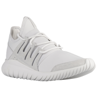 A Charcoal Colorway Of The adidas Tubular Radial