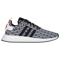 adidas Originals NMD R2 Primeknit - Men's - Black / White