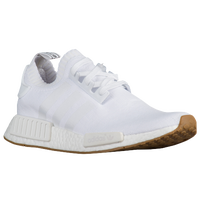 adidas Originals NMD R1 Primeknit - Men's - White / Tan