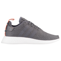 adidas Originals NMD R2 - Men's - Grey / Orange
