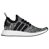 adidas Originals NMD R2 Primeknit - Men's - Black / Grey
