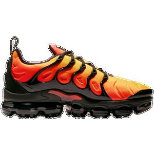 Nike Vapormax Plus Black Orange Crimson