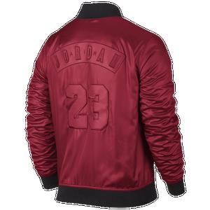Discounts Jordan Retro 6 Bomber Jacket Gym Red For Men Selling Well
