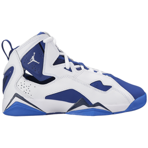 769d36411533 ... jordan true flight boys grade school basketball shoes white white deep  royal blue mid navy