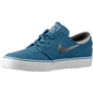 Nike SB Zoom Stefan Janoski - Men's - Skate - Shoes - New Slate/Black/Base  Grey