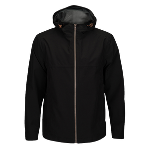 Timberland Dryvent Ragged Mtn Packable Jacket - Men's Casual - Black A1RM9001