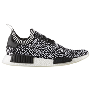 adidas Originals NMD R1 Primeknit - Men\u0027s - Running - Shoes -  Black/Black/White