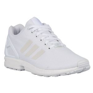 adidas zx flux for men's white