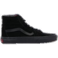 vans all black