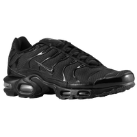 Nike Air Max Plus - Men\u0027s - All Black / Black