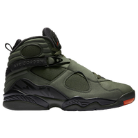 the best attitude 86a18 818cf ... Jordan Retro 8 - Men s - Dark Green   Orange  air jordan horizon green  mint ...