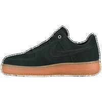 Nike Air Force 1 LV8 - Men's - Dark Green / Tan