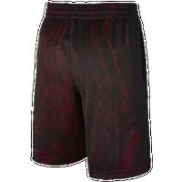 056038064 Nike LeBron Hyperelite Shorts - Boys' Grade School - Lebron James - Black /  Red