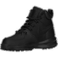 7b0e666de04cc7 Nike ACG Manoa - Boys  Preschool - All Black   Black