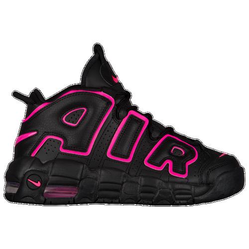 Nike Air More Uptempo Boys Grade School Shoes