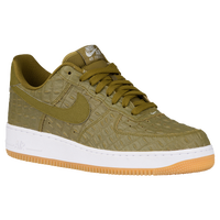 competitive price d9cad b6a69 ... Nike Air Force 1 LV8 - Mens - Olive Green White ...