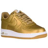 huge discount bc6eb 94e4f Nike Air Force 1 LV8 - Mens - Gold White ...