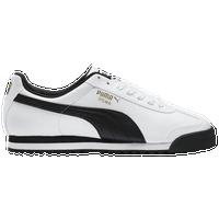 puma shoes pink and black. puma roma basic - men\u0027s white / black puma shoes pink and