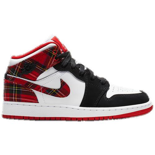 Jordan AJ 1 Mid - Boys  Preschool - Shoes 8571ebb19