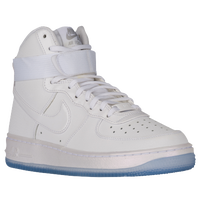 Nike Air Force 1 High - Women\u0027s - All White / White