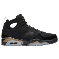 black jordan shoes for boys