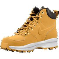 4a298dda9fa9c6 Nike ACG Manoa - Boys  Grade School - Yellow   Black