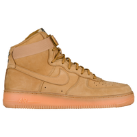 mens nike air force 1 tan