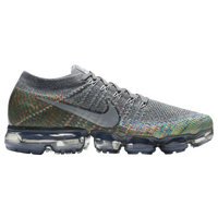 Nike Air VaporMax Flyknit - Men's - Grey / Silver
