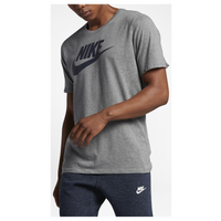 8c35d94cd6a0 Nike Futura Icon T-Shirt - Men s - Grey   Navy