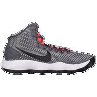 Nike React Hyperdunk 2017 Mid - Men's - Grey / Black