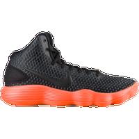 29cd04447efb Nike React Hyperdunk 2017 Mid - Men s - Black   Orange