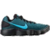 329d05837821 Nike React Hyperdunk 2017 Low - Men s - Black   Light Blue
