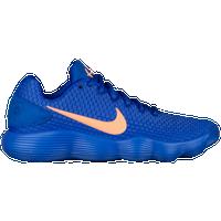 Nike React Hyperdunk 2017 Low - Men's - Blue / Orange