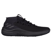 hot sales 2d293 76785 adidas Dame 4 - Mens - Damian Lillard - Black  Red