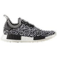 adidas Originals NMD R1 Primeknit - Men\u0027s - Black / White