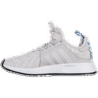 adidas Originals X PLR - Boys  Grade School - Grey   White 0a857b892