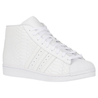 adidas Originals Pro Model - Men's - All White / White