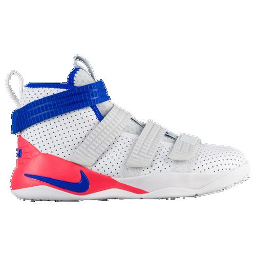 Nike Lebron Soldier Xi Sfg Boys Preschool Shoes