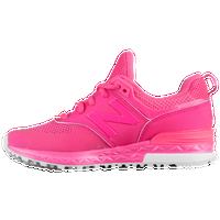 new balance pink. new balance 574 sport - girls\u0027 preschool pink /